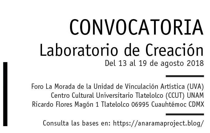 """Laboratorio de Creación """"MujerBarbuda"""""""